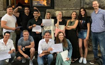 Diplomübergabe der PFA Innsbruck