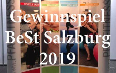 Gewinnspiel BeSt Salzburg 2019