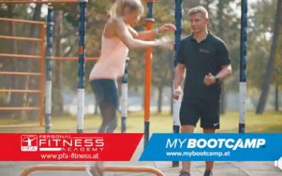 Du bist sportlich und trainierst gerne an der frischen Luft?