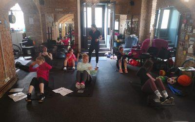 Viele Möglichkeiten bei unserer Kinderfitnesstrainerausbildung