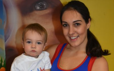 Fitdankbaby – Erfolgsstory Kinderfitnesstrainerin