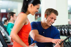 Fitnesstrainerausbildung